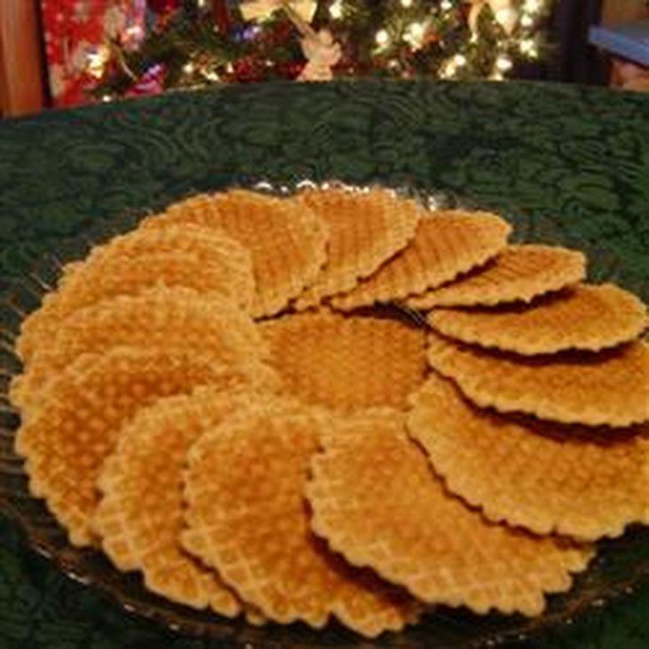 Breton Galette Recipe: French Cookie Iron