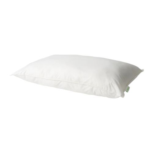 And then for when the two little munchkins come to snuggle with us!    GOSA SYREN Pillow, side sleeper - King  - IKEA
