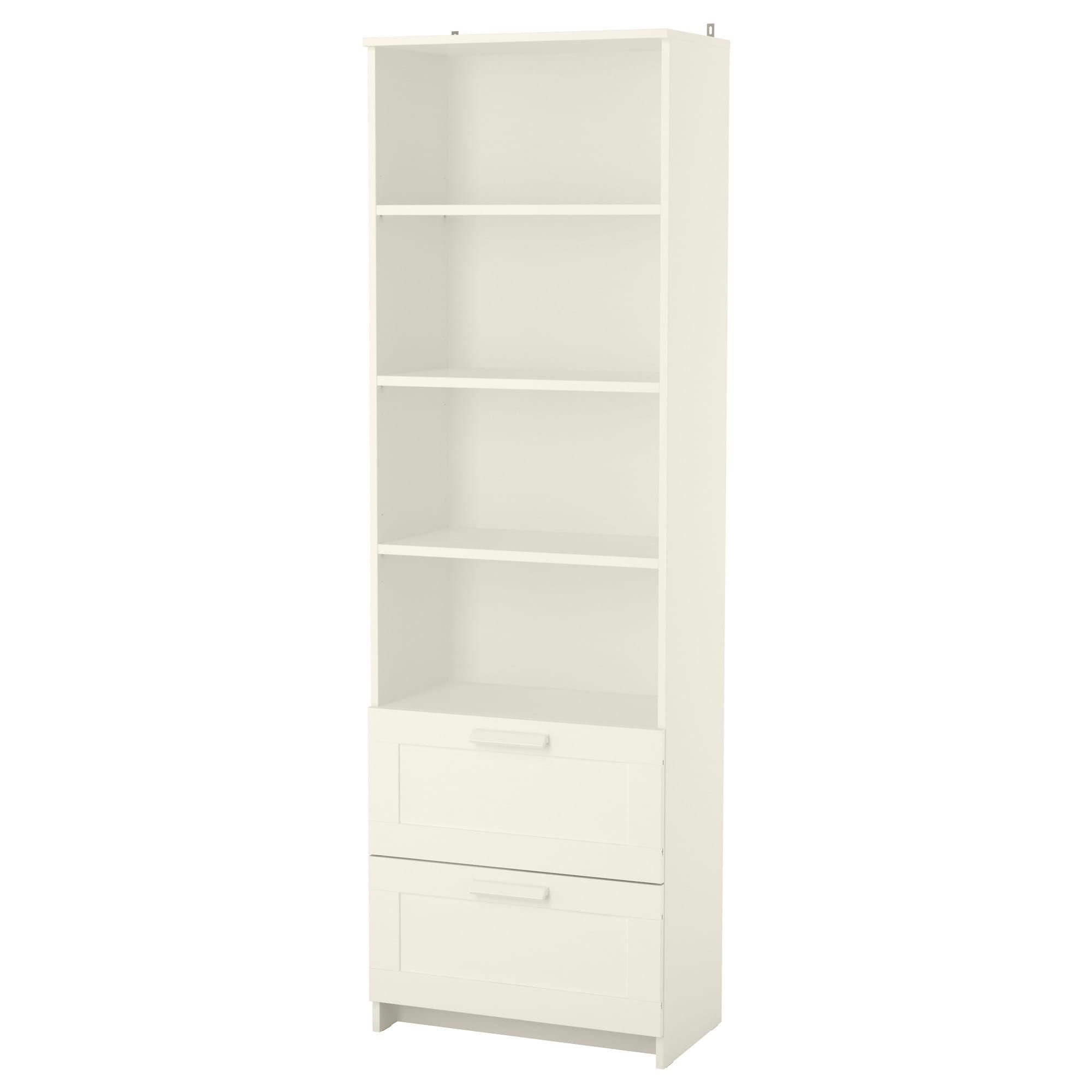 Brimnes Bookcase White 23 5 8x74 3 4 Ikea Bookcase White