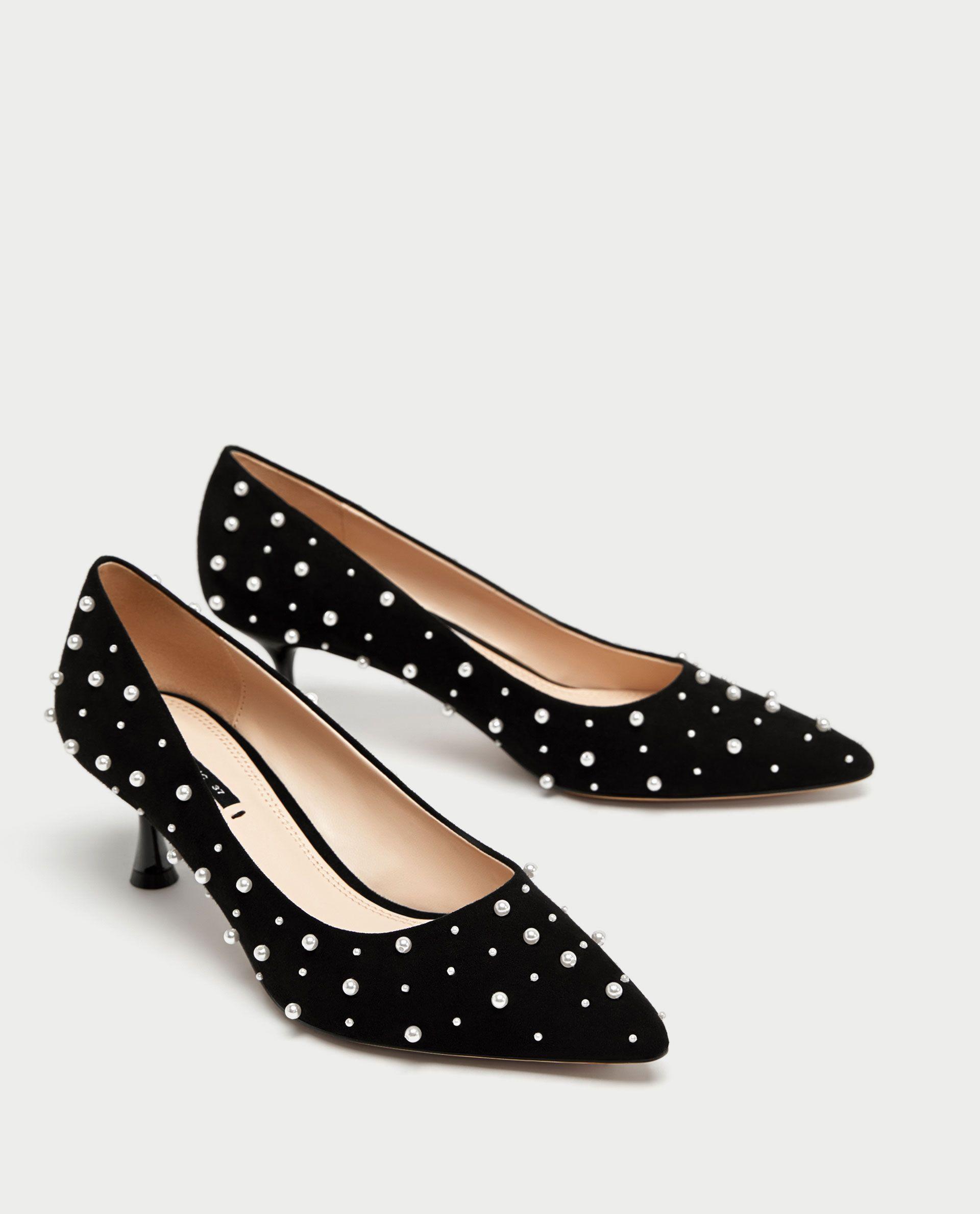Zapatos negros formales La Modeuse para mujer Sy0jL