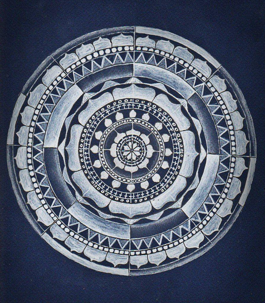 Coloriage pour adultes mandalas 62 mandala coloriage adulte via dessin - Mandalas a colorier pour adultes ...