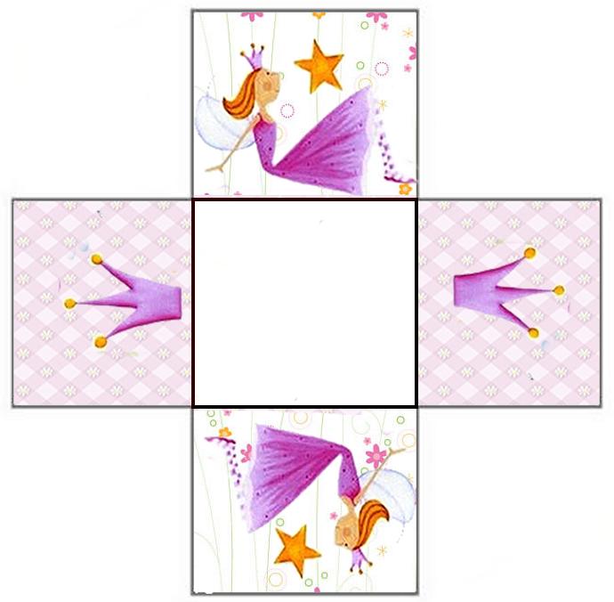Princesa de las Hadas: Cajas para Imprimir Gratis.   Fiesta infantil ...