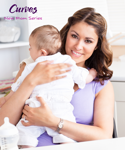 New moms often wonder how long it will take to lose the baby weight. The most important thing to remember is that the weight did not go on overnight, so it will not go away overnight. You can achieve your weight loss goals. Click to read how. #pregnancy #newmom