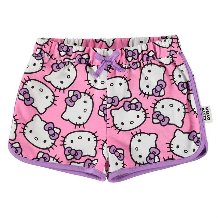 Girls Hello Kitty Shorts