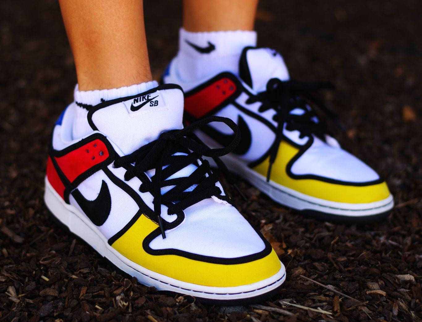 Nike dunks, Nike, Nike dunk low