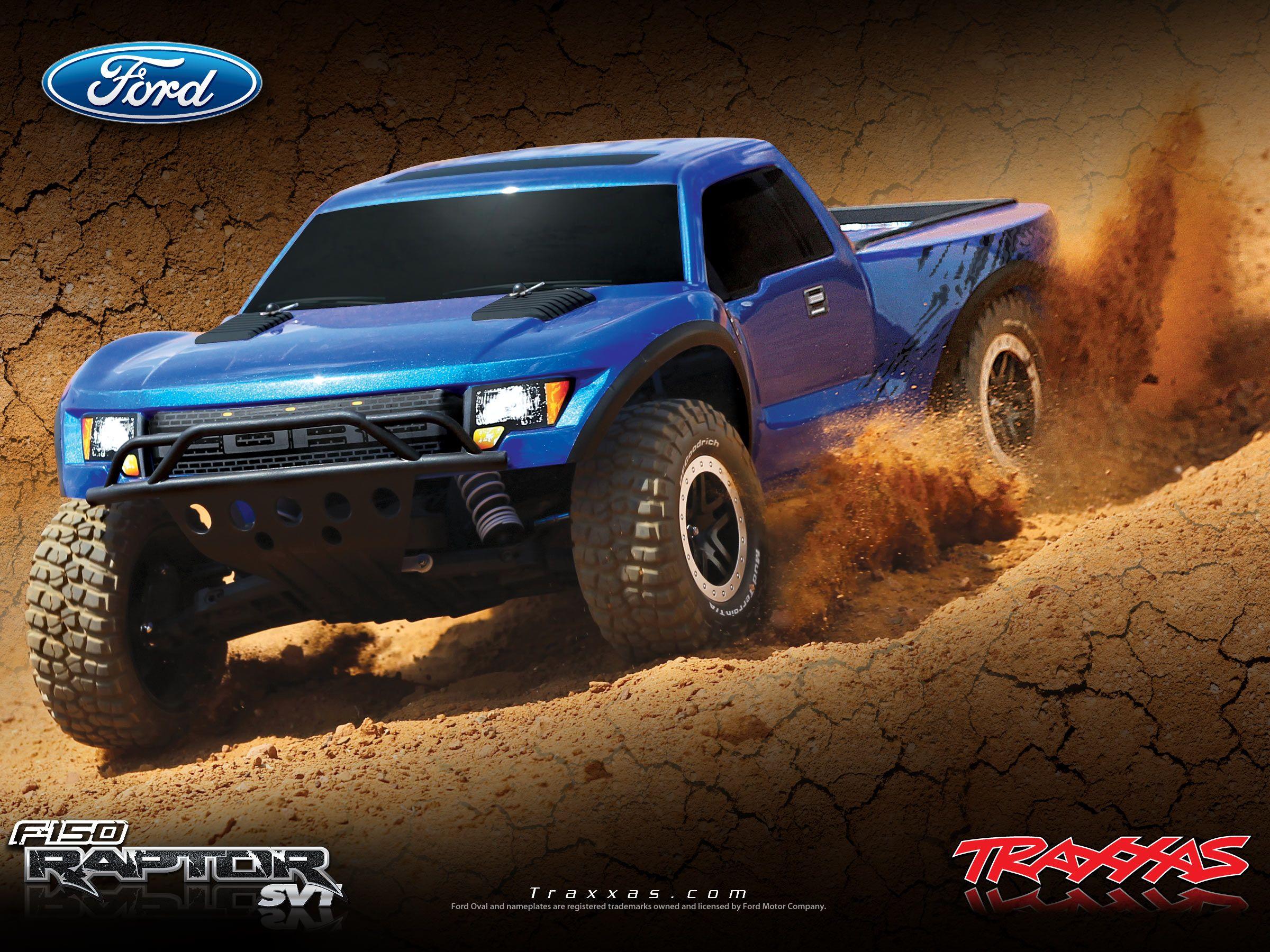 Ford Svt F150 Raptor Hd Wallpapers Desktop 345 Wallpaper Ford Svt Rc Cars And Trucks Traxxas Desert ford truck full hd wallpapers
