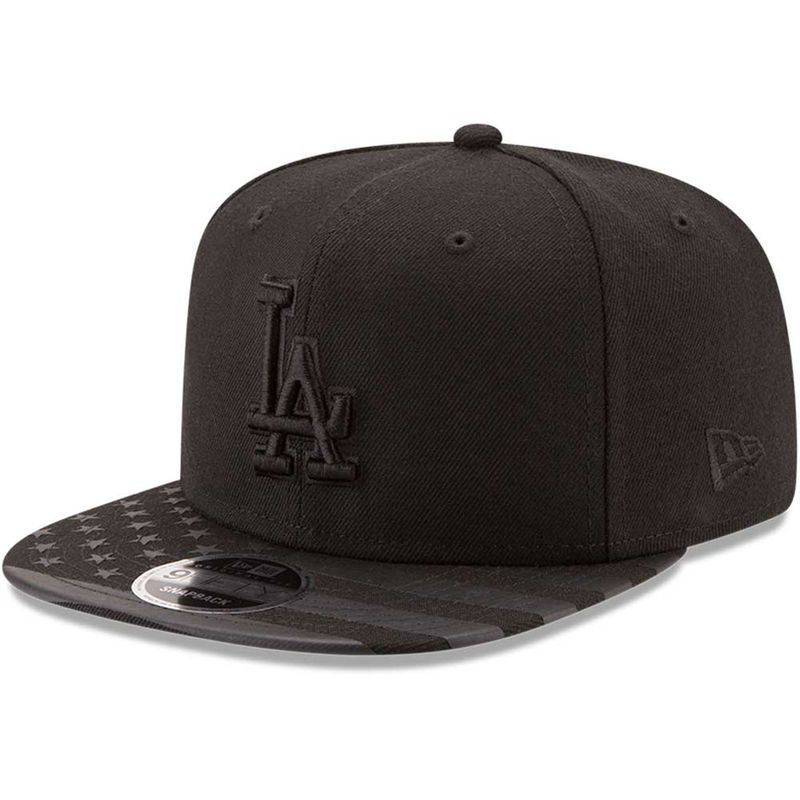 discount shop low cost competitive price Los Angeles Dodgers New Era Flag Tone Original Fit 9FIFTY Snapback ...
