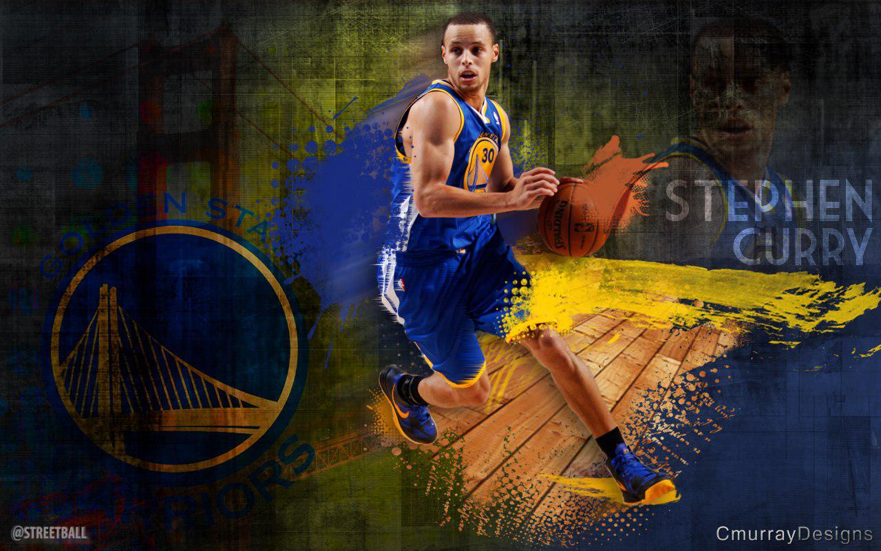 Golden State Warriors Stephen Curry Wallpaper