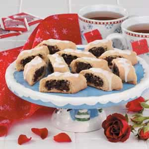 Italian fig filled cookies recipe