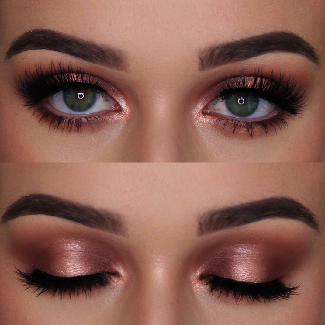 Fashion week Eye brown for makeup eyes for prom for girls