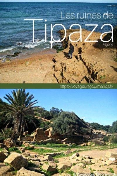 Les ruines de Tipaza en  Algérie en photos !