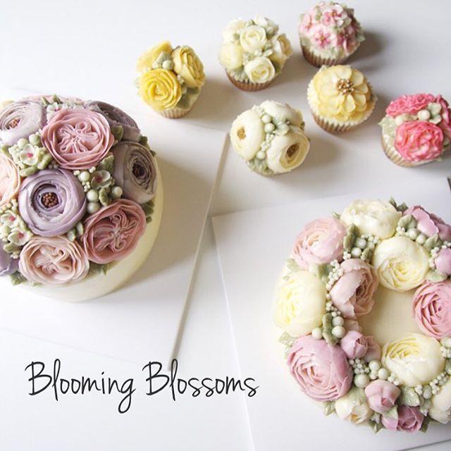 Beautiful flowers_  #bloomingblossoms #cakery #flowercake #cake #cupcakes #flowercakeclass #LAbakingclass #LAflowercake #instafood #instaflower #homebaking #instacake #birthdaycake #bridalshower #weddingcake #cakestagram #wedding #mothersday #꽃스타그램 #꽃 #플라워케이크 #플라워컵케이크 #LA플라워케이크 #엘에이플라워케이크 #버터크림플라워케이크 #생일케이크 #EJ_Table