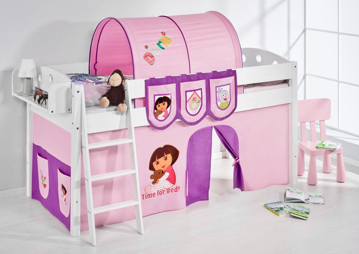 Hochbett Dora High sleeper Dora Kinderhochbett