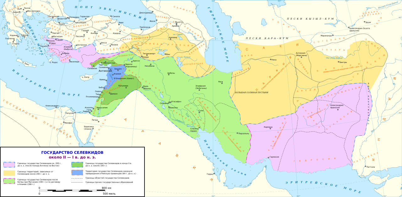 Seleucid Empire 200-64 BC - ru - Антиох III Великий — Википедия