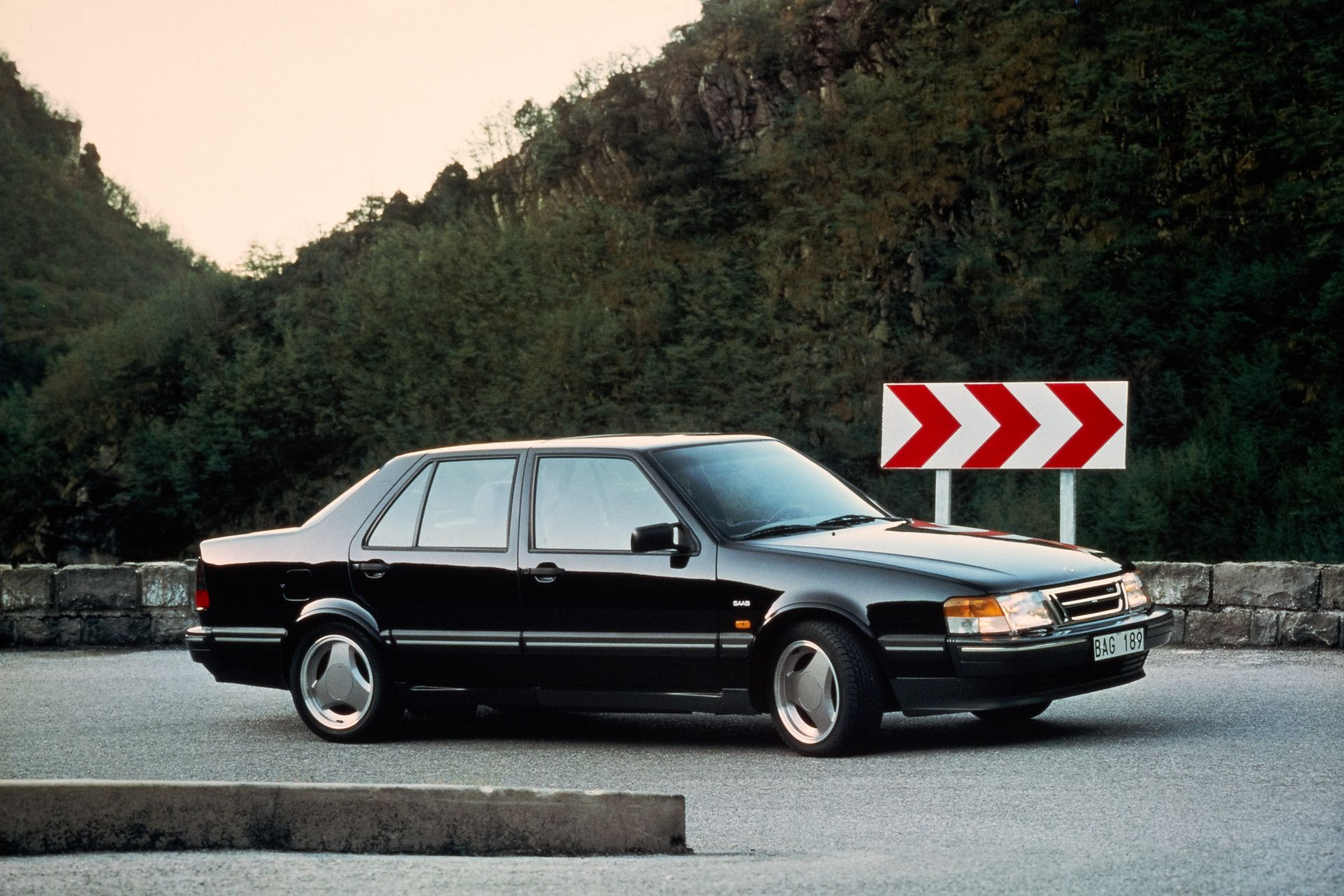 Saab 9000 cd a very underrated car