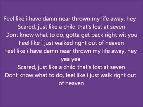 Jagged Edge - Walked Outta Heaven Lyrics | Music | Lyrics