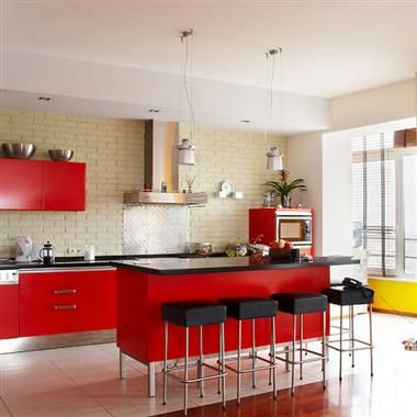 Which Colours Should You Use In Your Kitchen Kitchen Colors