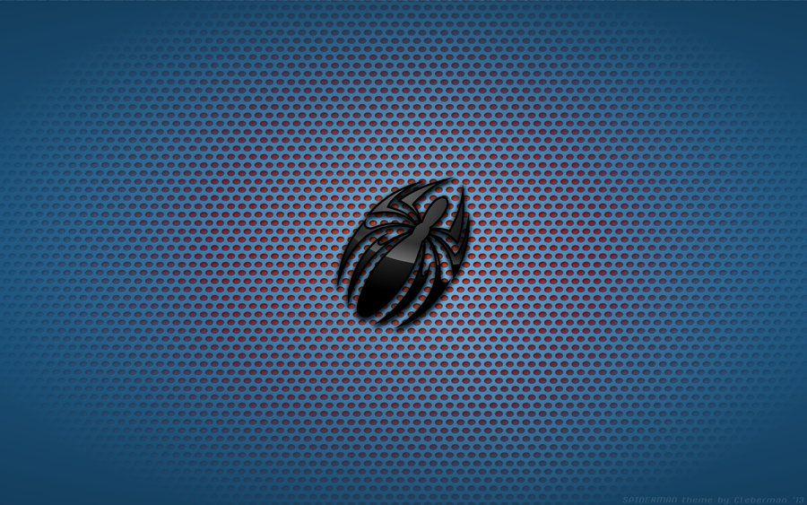 Wallpaper Scarlet Spider Comix Logo By Kalangozillaiantart