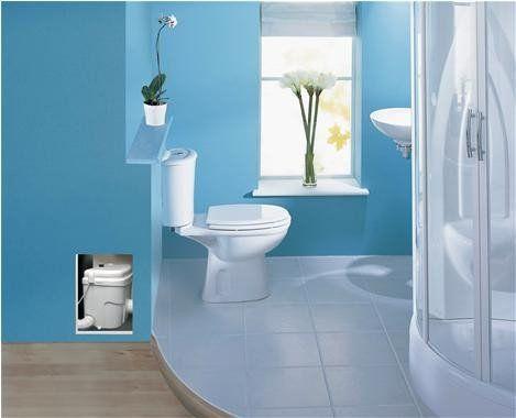 saniflo saniplus macerating upflush toilet kit with standard bowl two piece toilets