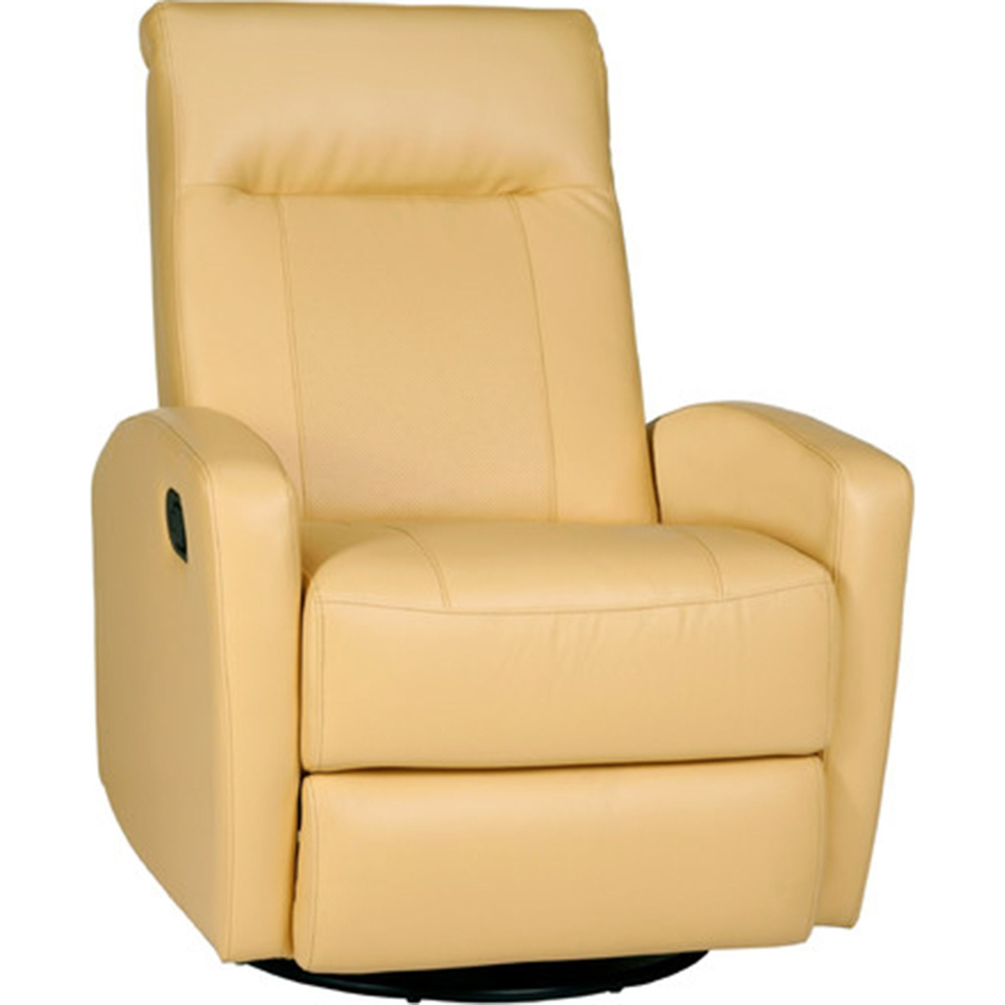 Stefan Swivel Glider Recliner in Gold   Opulence Home Furniture   Home  Gallery Stores