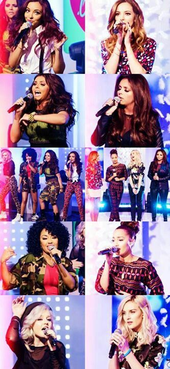 This Morning Little Mix