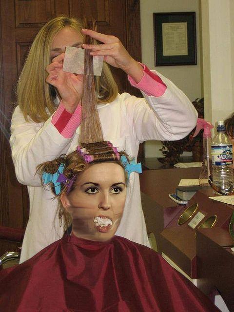 Consider, that flickr hair roller fetish final
