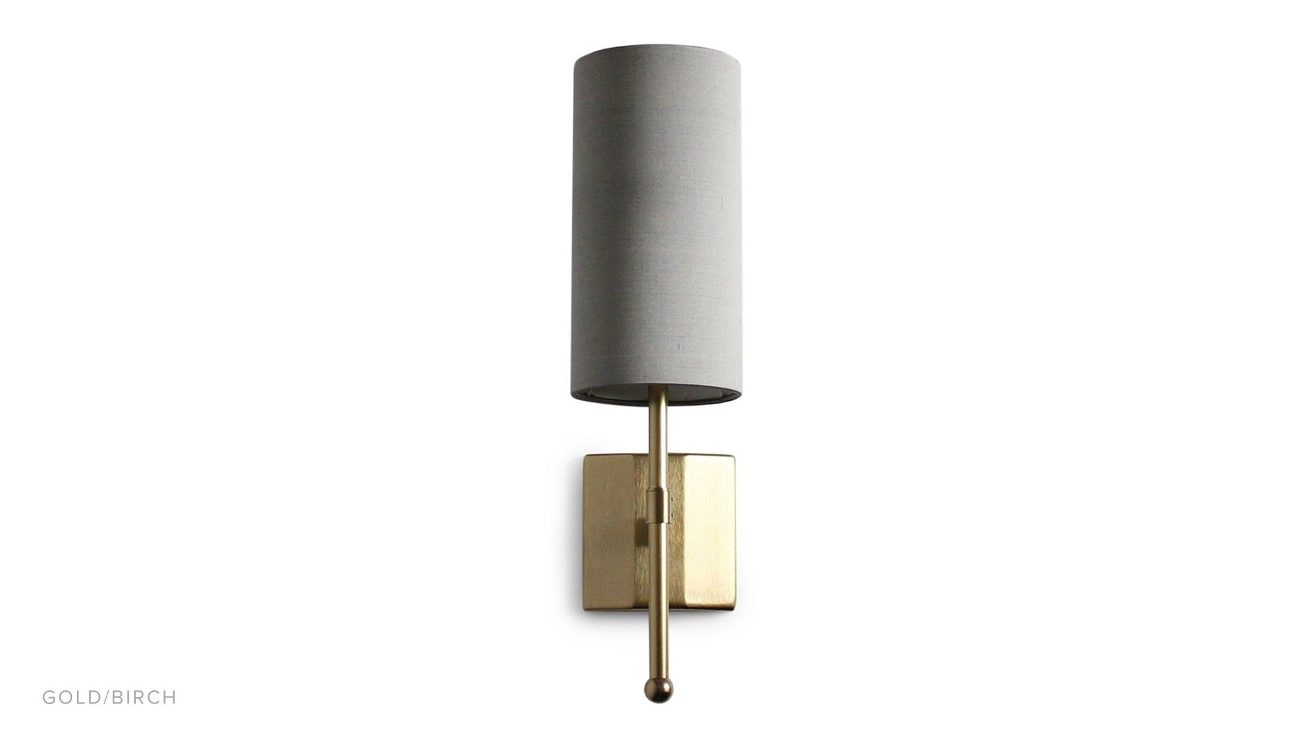 Tigermoth Lighting Single Stem Wall Light At Luxdeco