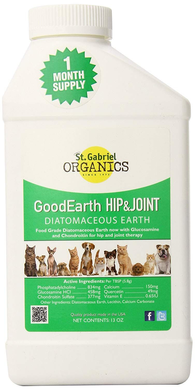 GoodEarth Hip and Joint Repair for Dogs and Cats >>> We do