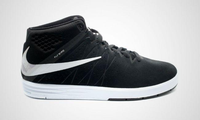 Nike SB Paul Rodriguez Citadel Mid Black / Metallic Silver
