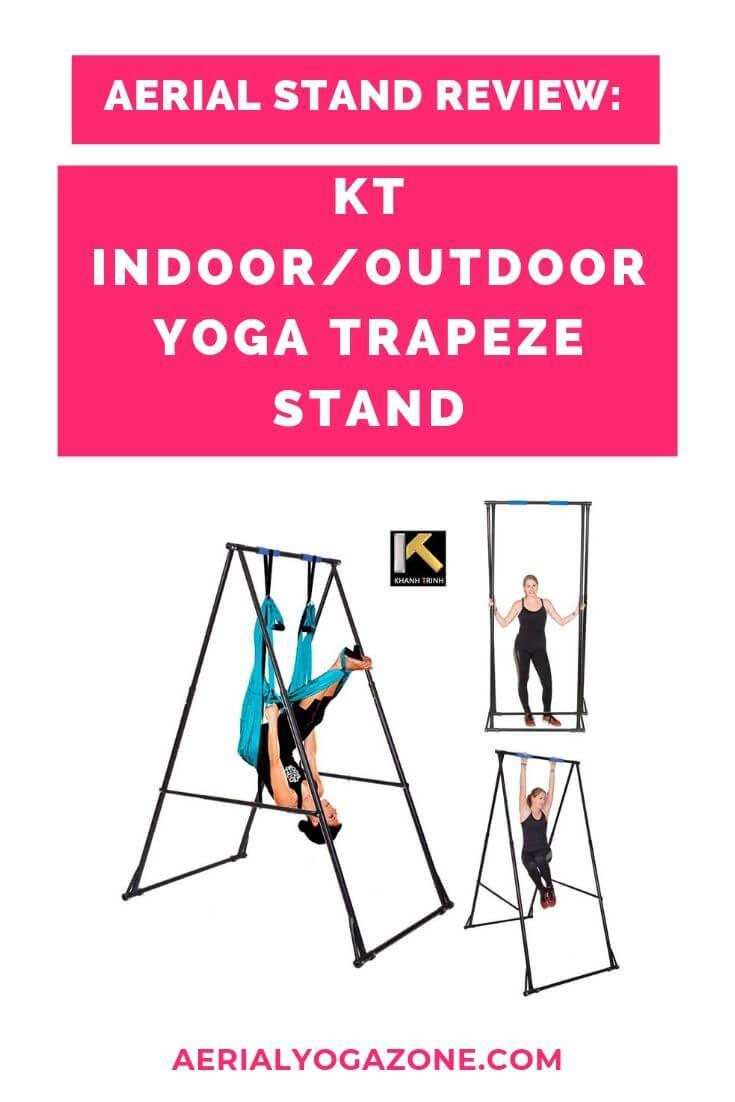 KT Portable Yoga Swing Stand   Gravotonics Yoga