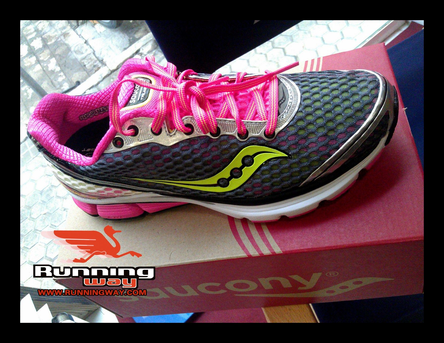 saucony triumph 10 mujer