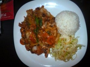 Rozmaitosci Morza Bar Azjatycki Xen Kielce Food Street Food Beef