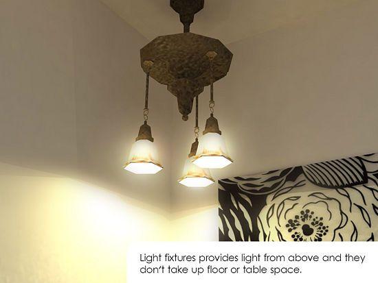 Brighten Up A Dark Room Light In The Dark Room