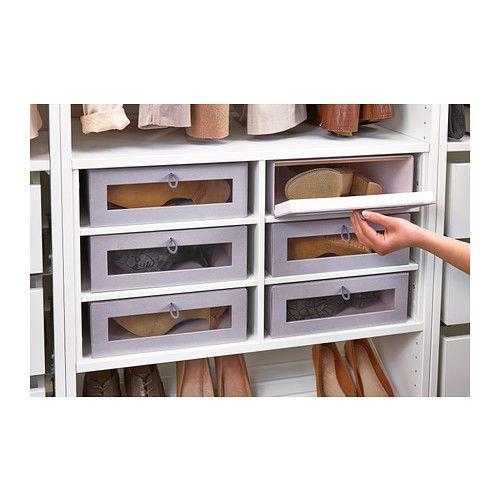 Hyfs scatola per stivali ikea organize craft room - Scatole scarpe ikea ...