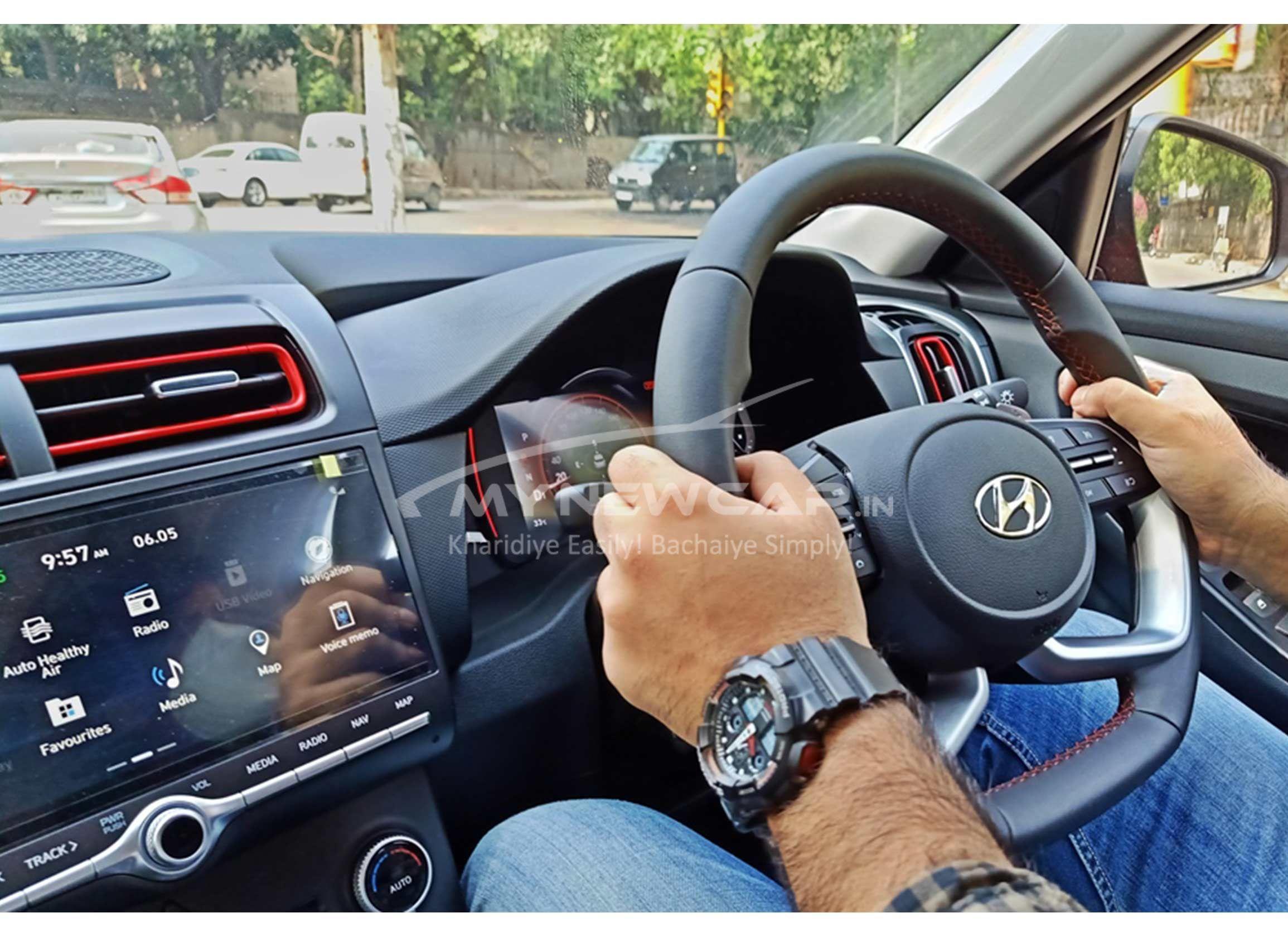 Mileage Test New Hyundai Creta Turbo In 2020 Hyundai New Hyundai Turbo