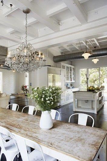Épinglé par Debbie Preller sur Decorating ideas Pinterest - idee deco maison moderne