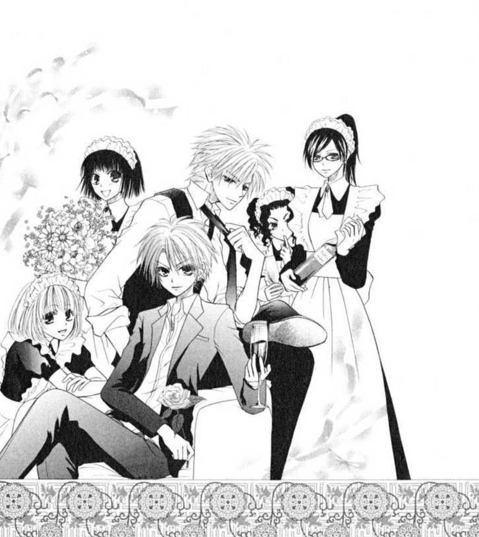 Kaichou wa Maidsama Maid sama, Manga romance, Best