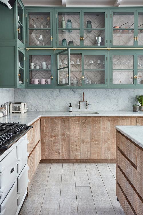 6ixteen Blakes London Farmhouse Kitchen Design Stylish