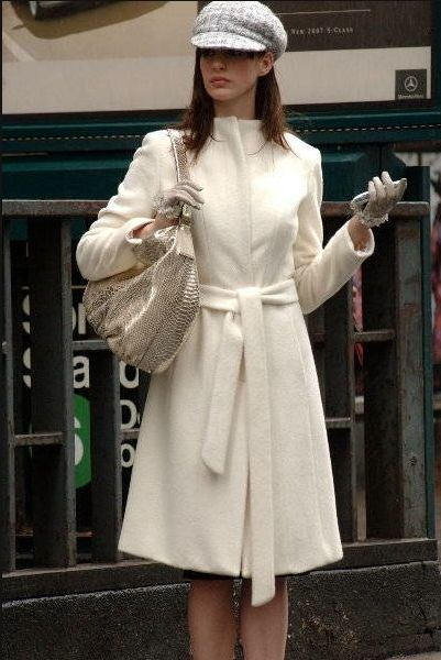 Winter Whites: Devil Wears Prada