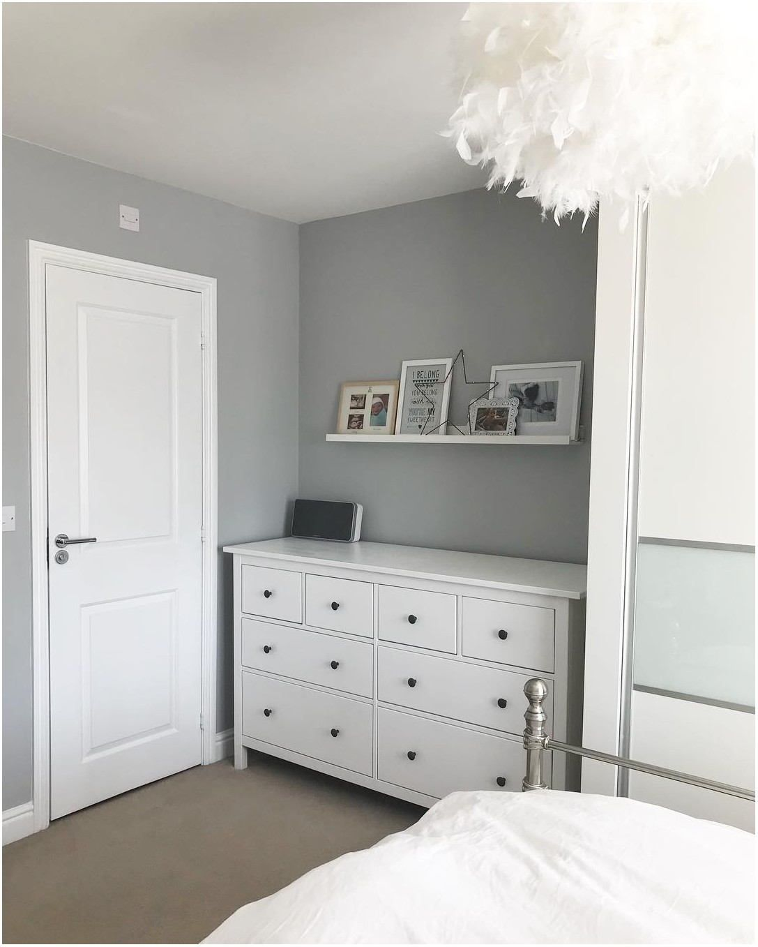 Dulux Grey Paint Colours For Living Room Bedroom wall