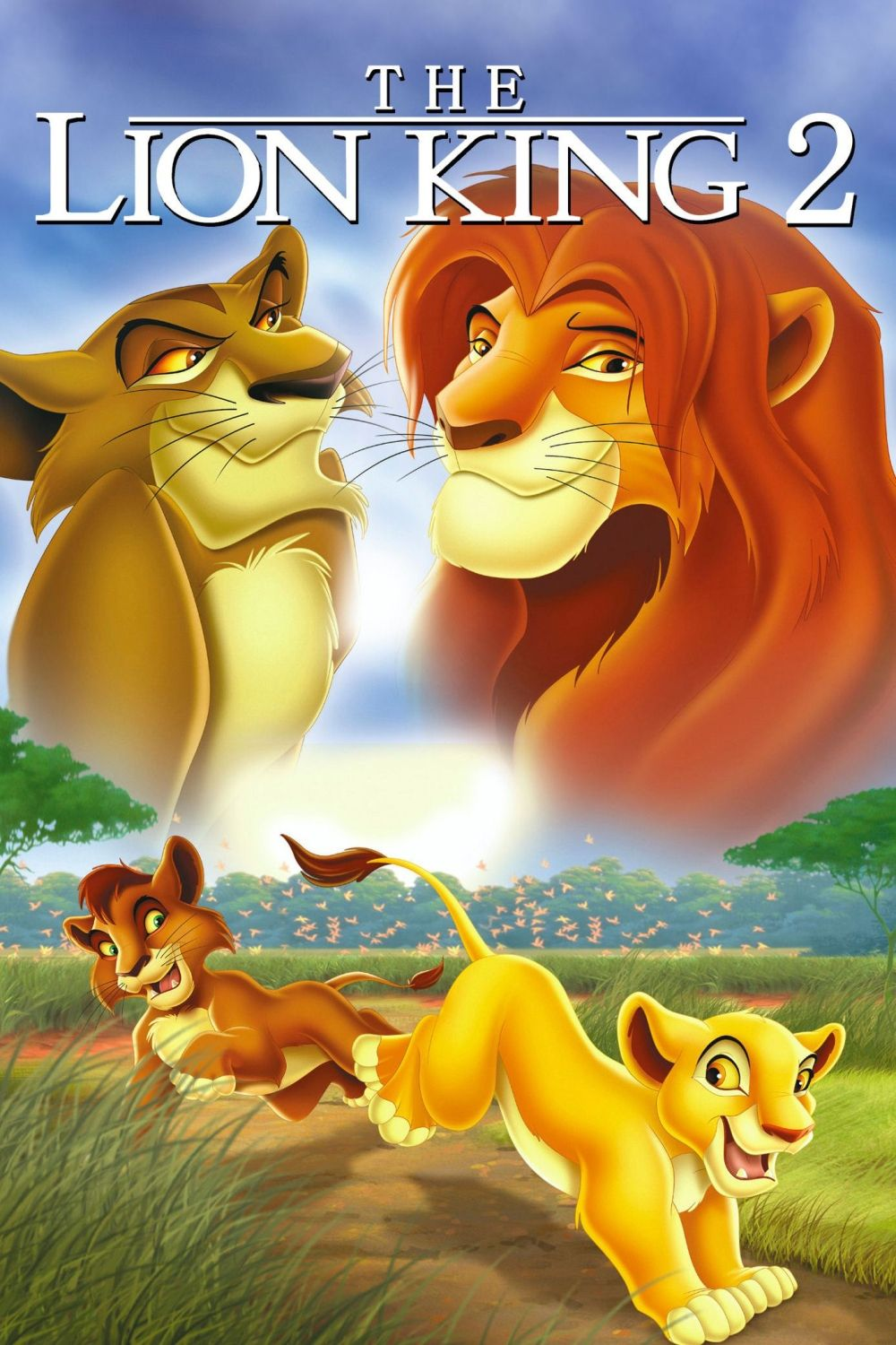 The Lion King 2 Simba S Pride 1998 Hindi Dubbed Movie Watch