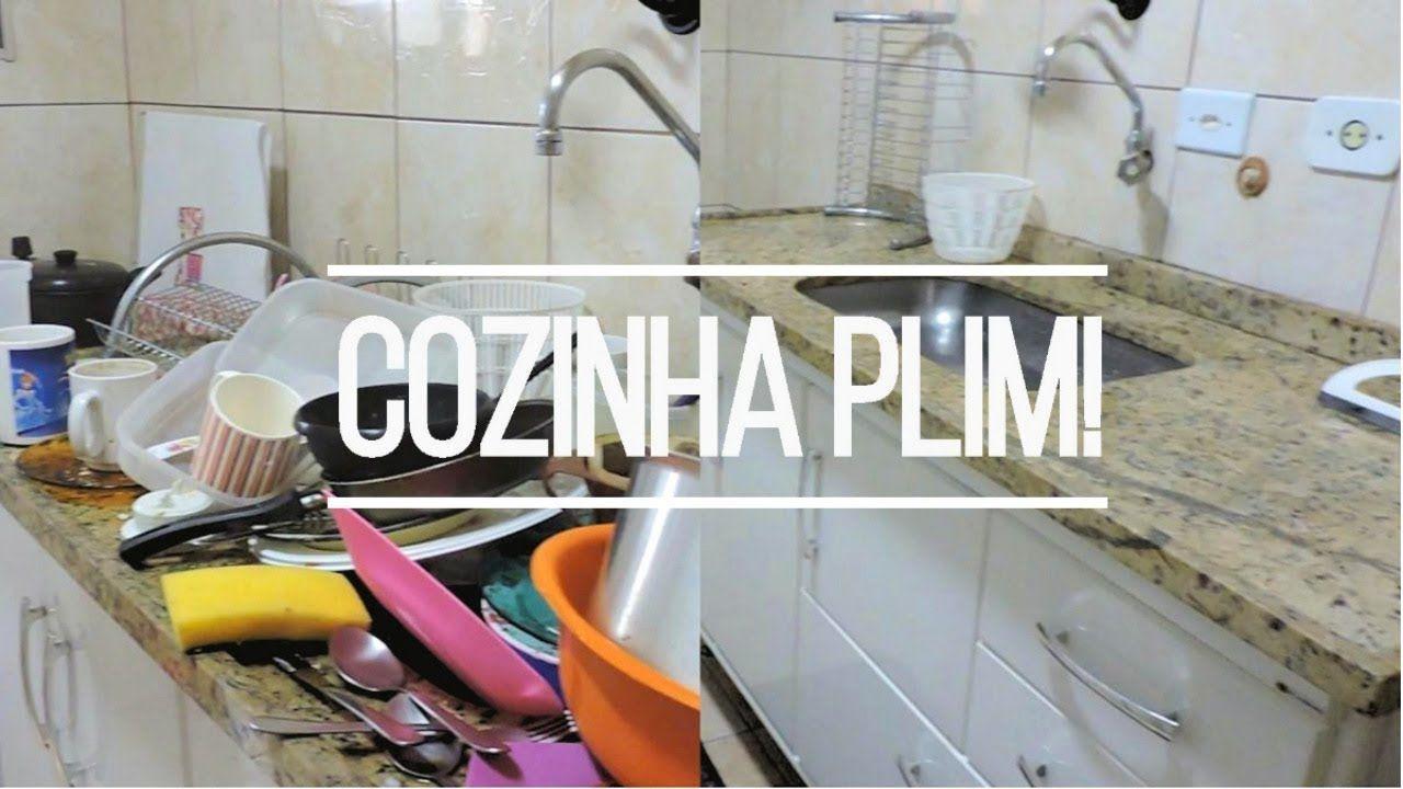 Limpando A Cozinha Depois Do Fim De Semana Ylka Alves