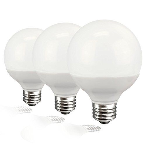 Discounted Ustellar 6 Pack 5w G25 E26 Led Bulbs 40w Incandescent
