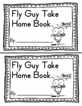 Fly Guy take home book Activities Guy and Author studies