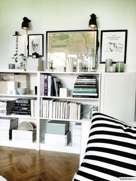 ikea billy inspiratie idee n voor het huis pinterest wohnzimmer haus und haus wohnzimmer. Black Bedroom Furniture Sets. Home Design Ideas
