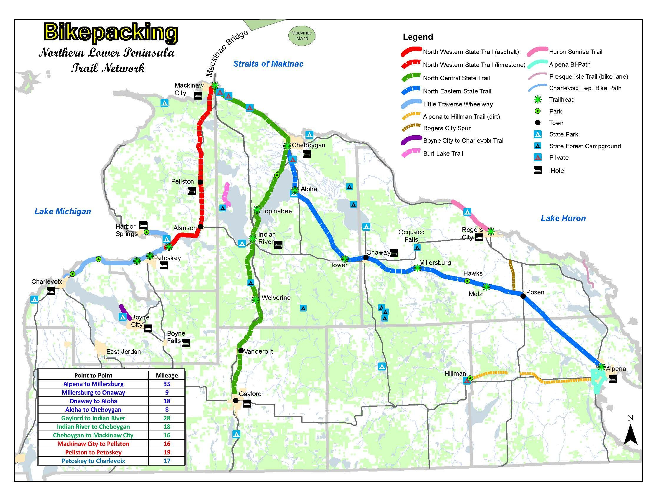 Michigan Bike Trails Offer Many Ways To Get Outside And Explore