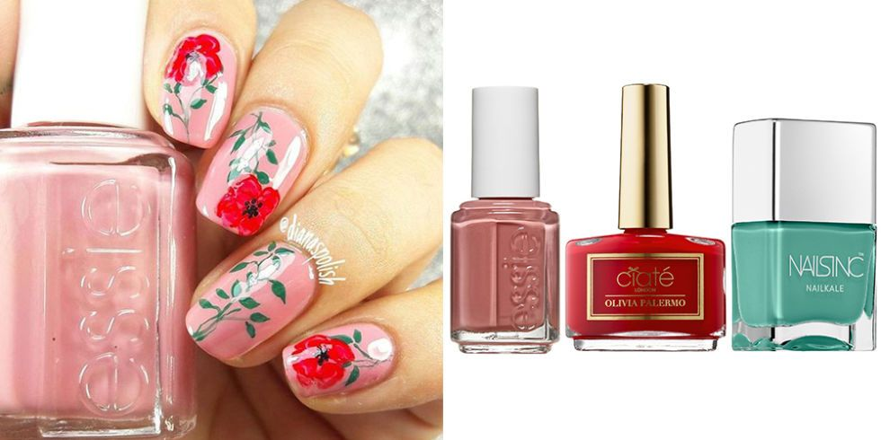 9 Seriously Cute Valentine\'s Day-Inspired Nail Designs | Best Beauty ...