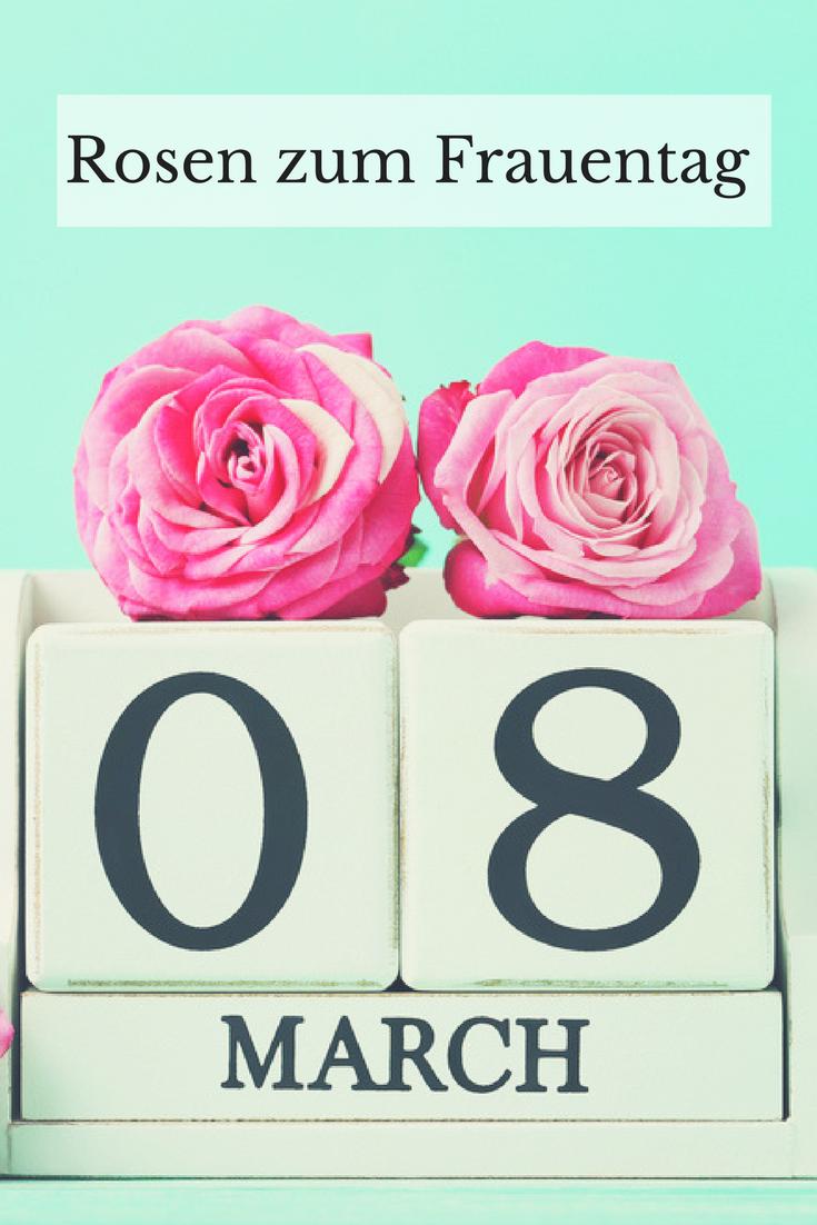 Rosen Kaufen Und Rosen Schenken Rosen Zum Weltfrauentag Am