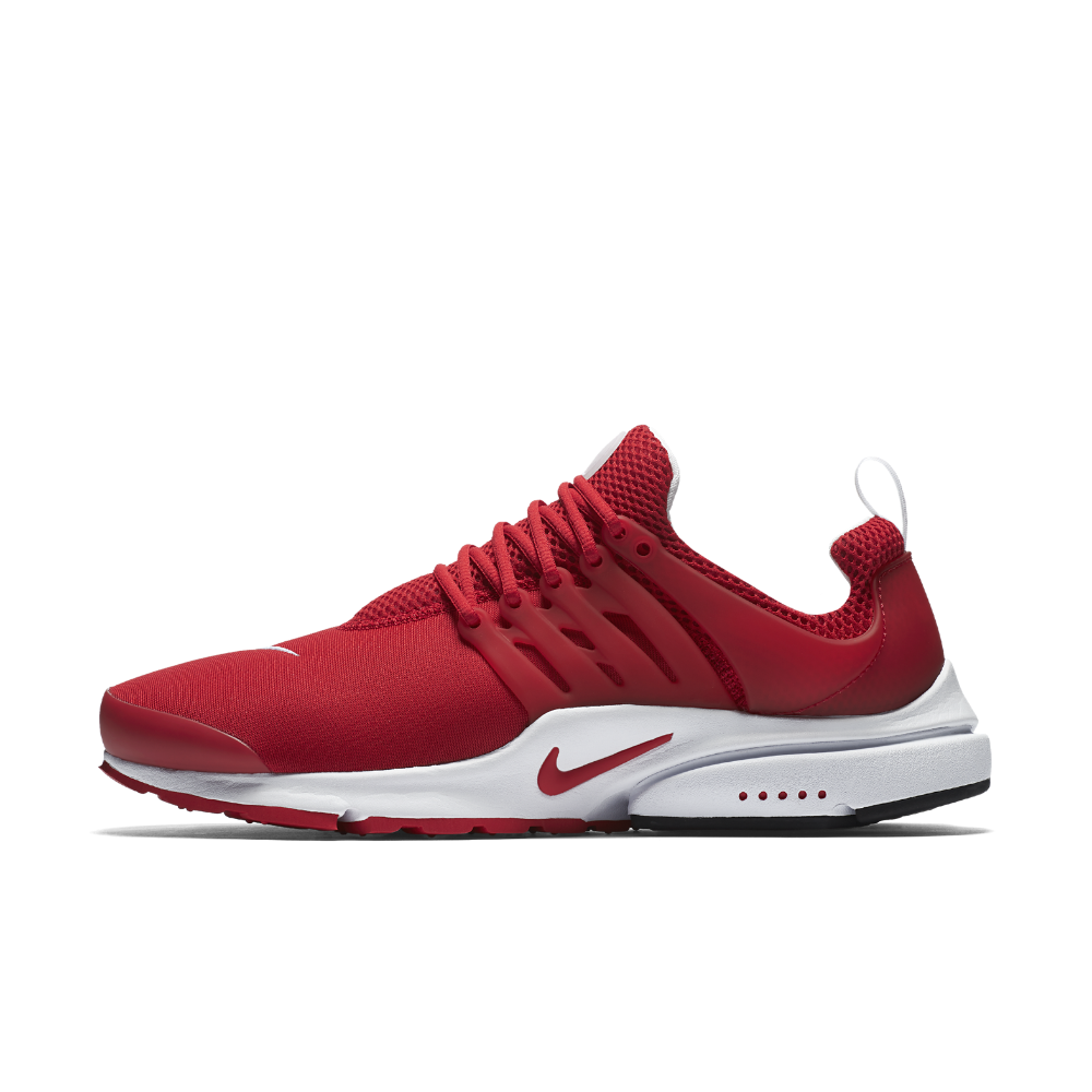 buy popular 12433 5d16f Nike Air Presto Essential Men s Shoe Size 11 (Red)
