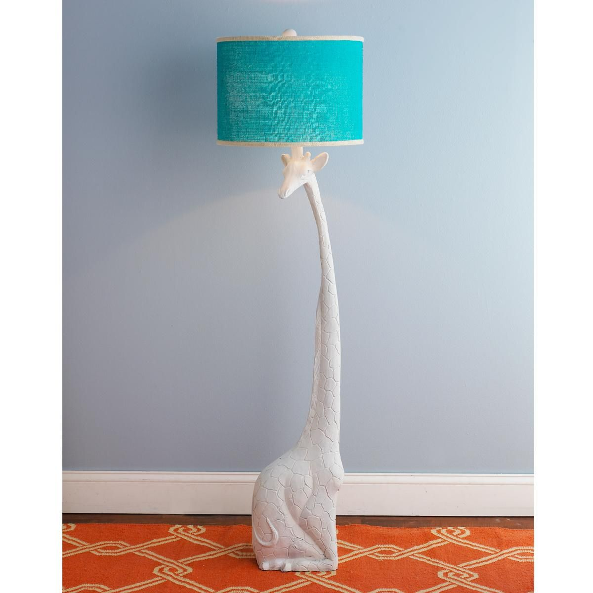Giraffe Floor Lamp Cool Lamps Kids Bedroom Designs